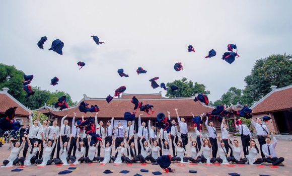 Những địa điểm chụp ảnh kỷ yếu đẹp ở Hà Nội