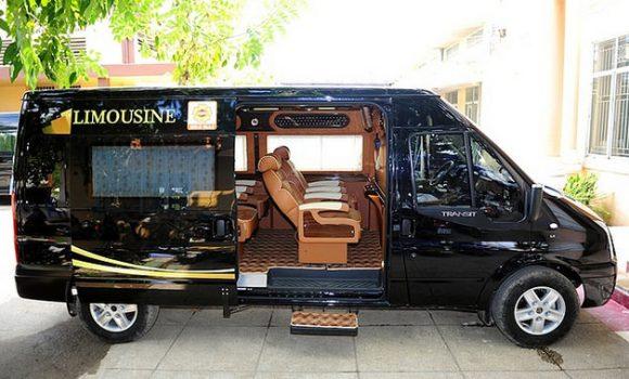 Limousine Ford Transit Dcar