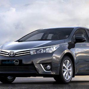 Toyota Altis 4 chỗ